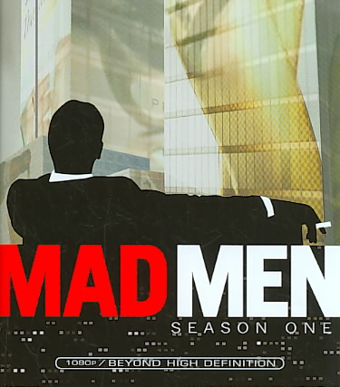 MAD MEN SEASON 1 BY MAD MEN (BluRay) [3 DISCS]