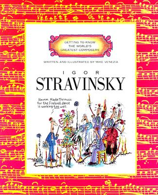 Igor Stravinsky By Venezia, Mike