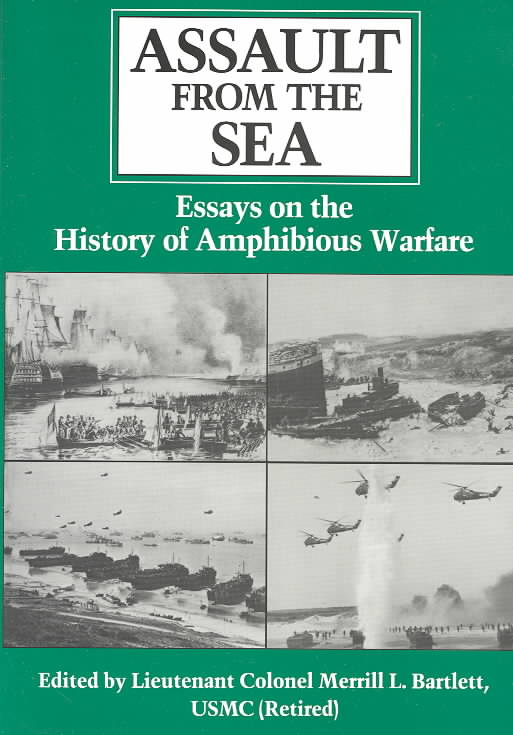 Assault from the Sea By Bartlett, Merrill L. (EDT)